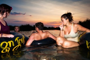 We ruined tubing in Laos. We took a good thing and we butchered it.