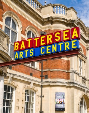 The Battersea Arts Centre.