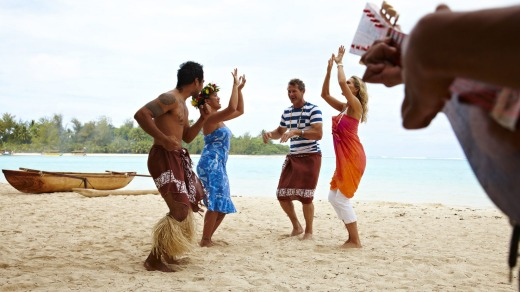 Polynesian dancing might seem like a lot of fun, but it serves an even bigger purpose.