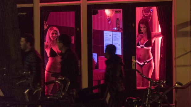 """It is disrespectful to treat sex workers as a tourist attraction,"" Amsterdam Deputy Mayor Victor Everhardt said."