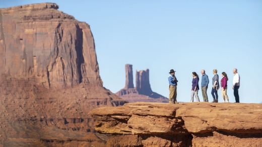 Monument Valley in the US with Insight Vacations.