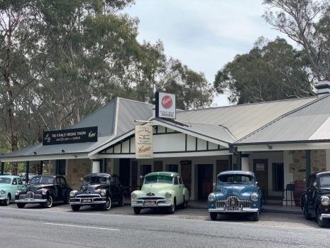 STANLEY BRIDGE TAVERN, VERDUN: This historic pub is drawing visitors for its on-point dedicated Adelaide Hills wine ...