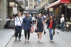 This new tour through the Melbourne CBD unites the city's diversity.