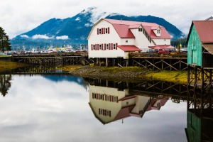 Photogenic: Petersburg, Alaska.