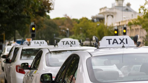 Taxis are one of travel's necessary evil.