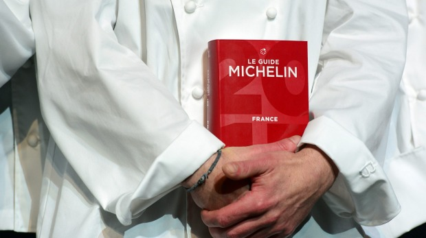 Michelin-star restaurants are a bastion of rigid rules and long-held traditions.
