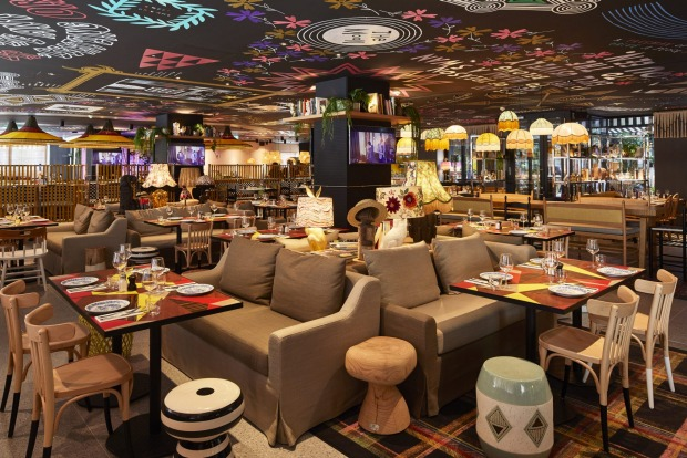 MAMA SHELTER LONDON  Set up in 2008 by ace designer Philippe Starck and the Trigano family (which launched Club Med in ...