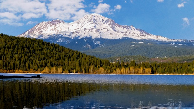 Mount Shasta is America's most cosmic mountain, and one of its most striking.