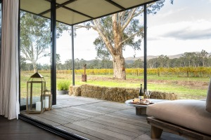 During Wine Down Pop Up, two luxury pods will be set up amid the vines for a limited time at three popular wineries.