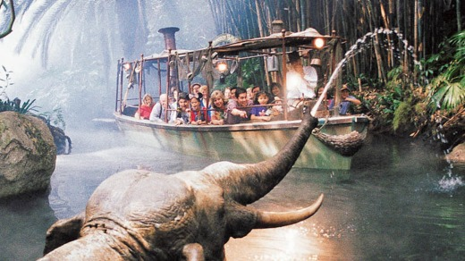 The Jungle Cruise ride's depiction of white America as colonialists and natives as savages will likely also come under ...