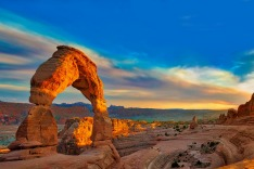 Arches national park, Moab Utah satmar7cover iStock COVER STORY: GOD BLESSED AMERICA (Ben ...
