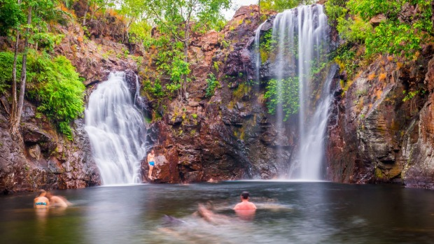 Take in the natural beauty of the Top End.