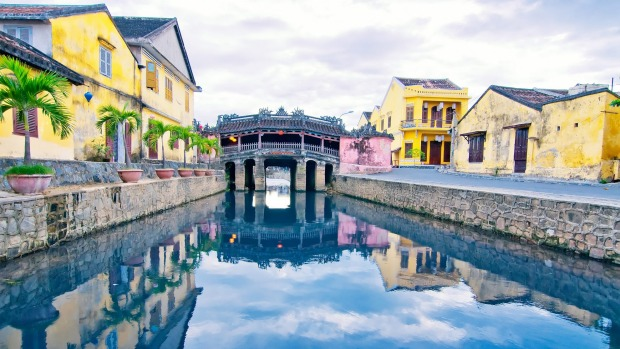 Hoi An: The former port city is a melting-pot of history.