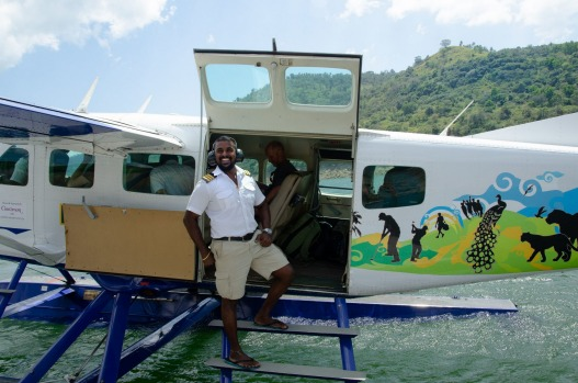 LANDING IN KANDY: Travel by floatplane while in Sri Lanka, especially if you're short on time or longing for a scenic ...