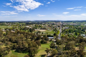 Oberon in Central West NSW.