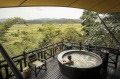 Bill Bensley's Four Seasons tented camp.