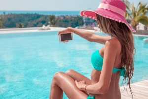 On Instagram, the Facebook-owned photo-sharing app, many high-profile users still seem to be on holiday.