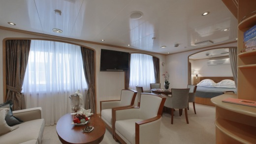 The Admiral Suite.