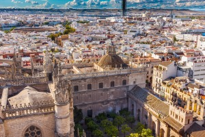 Seville is the capital and largest city of the autonomous community of Andalusia and the province of Seville, Spain.