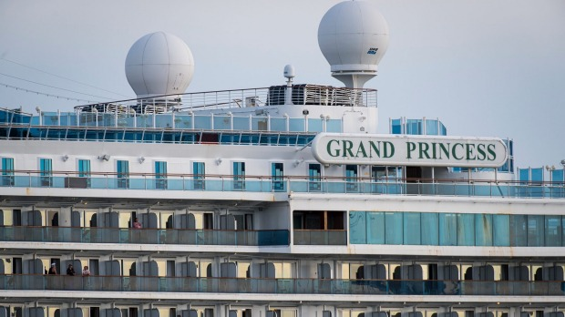With cruises banned from operating, Carnival has offered its ships to be used as temporary hospitals.