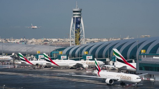 Long-haul carrier Emirates is suspending all passenger flights.
