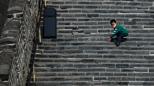 While most of Beijing's world-famous tourist sites remain closed, the city zoo and parts of the Great Wall are again ...