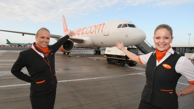 Easyjet Cabin crew's first aid skills and calm manner could be put to good use in hospitals in the UK.