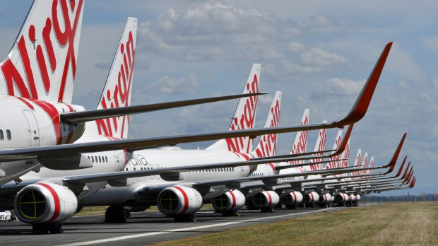 One reader was unimpressed with Virgin Australia after his flights were cancelled.