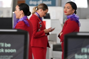 Thousands of Virgin Australia employees have been stood down.