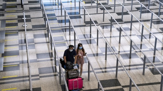 Changi Airport, among the world's busiest last year, recorded 25,200 passenger movements in April, crashing 99.5 per ...
