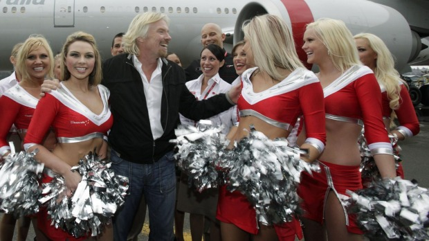 Sir Richard Branson, chairman of Virgin Group, launches Virgin Blue's long-haul international airline in 2009. What was ...