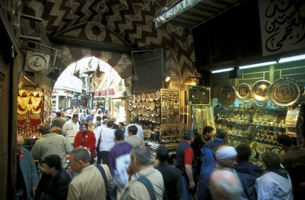 Cairo, it is fair to say, is a smidge overcrowded. So the Egyptian Government has embarked on an ambitious plan to ...