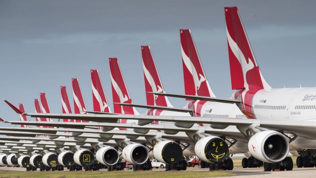 Qantas is preparing to rapidly return domestic capacity over the next two months.