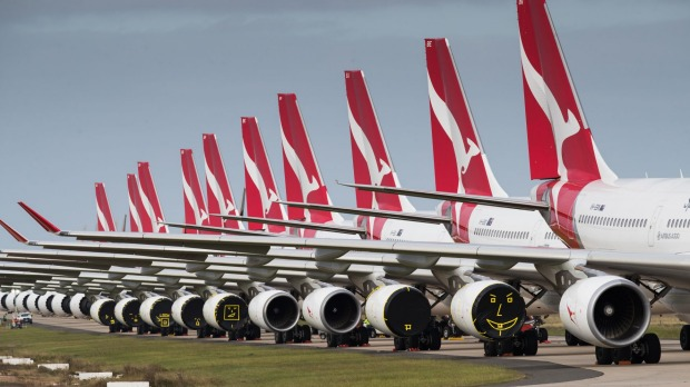 Qantas has offered flight credit for passengers whose flights were cancelled due to COVID-19 travel restrictions.