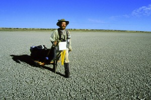 Jon Muir took 128 days to become the first person to traverse the Australian continent unassisted.