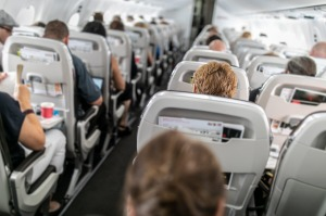 Economy class travel should be dumped in light of the coronavirus pandemic.