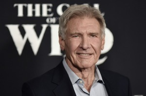 Harrison Ford in Los Angeles.