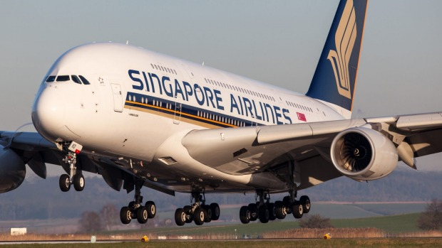 Singapore and Australia ware working towards putting an air travel bubble in place.