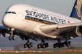 Singapore Airlines has sent four Airbus A380 superjumbos, the world's largest passenger plane, to a storage facility ...