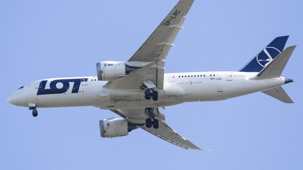 LOT Polish Airlines became the first newcomer to Australia skies due to COVID-19 in