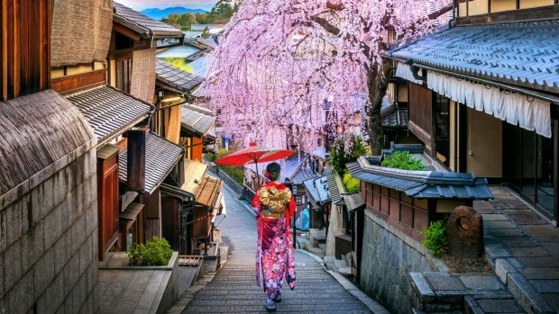 Japan is one of our favourite places to travel.