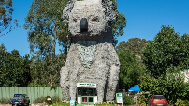 The Giant Koala deserves special praise for being so spectacularly ropey.