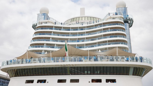 At least 42,000 workers remain trapped on cruise ships without paychecks — some still suffering from COVID-19 — three ...