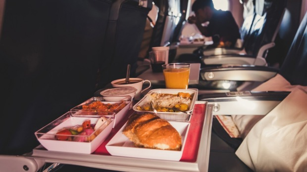 Throughout economy cabins, food and drink programs have largely ceased altogether.