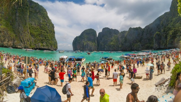 Cheap travel for the masses may no longer exist in the short term as overseas holidays become more of a luxury item.