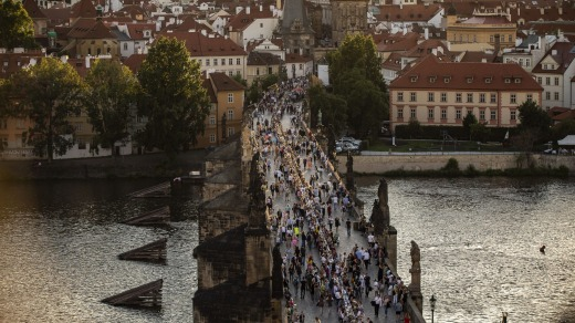 The Czech Republic was among the first to implement tough restrictions designed to curb the coronavirus in mid-March.