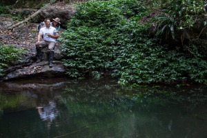 Spicers' new five-day Scenic Rim trail is takes us through some terrain previously only ever seen by Indigenous ...