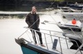 James Murphy, of Queenscliff Sea All Dolphin Swim on the Bellarine Peninsula, estimates 40 per cent of his business ...