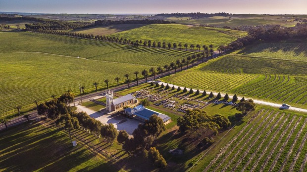 Feel like you're in the German countryside by visiting the Barossa in South Australia.