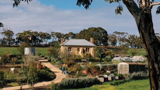 See private gardens, including the garden of ABC Gardening Australia presenter, Sophie Thomson (pictured)